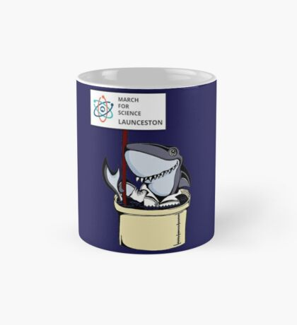 March for Science Launceston – Shark, full color Mug