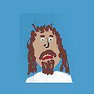 « Jésus » par Martin Boisvert