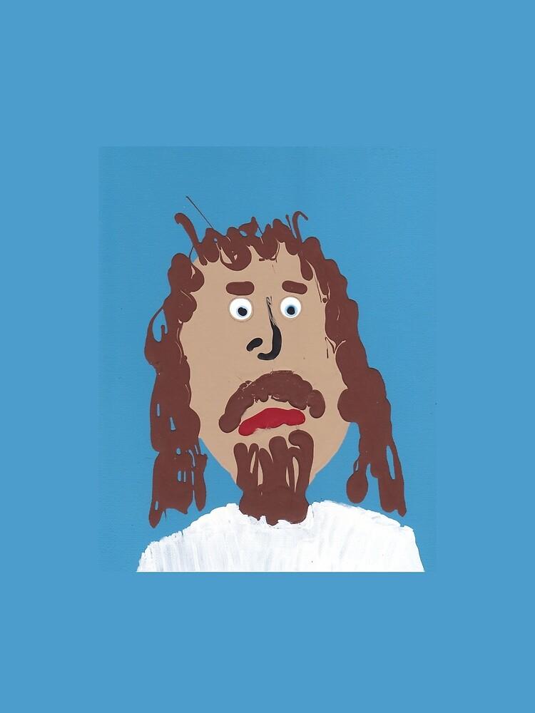 «Jésus» par martinb1962