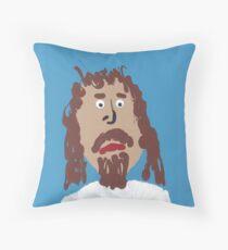 Jésus Throw Pillow