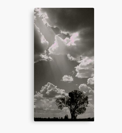 Central Australia Skyscape Canvas Print