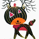 Halloween deer  by See Foon