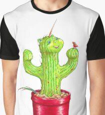 Cacticorn Graphic T-Shirt