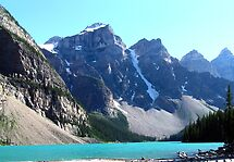Moraine Lake by Magnum1975