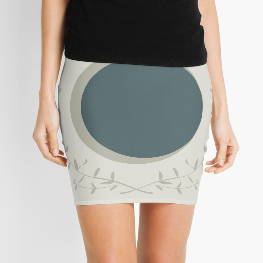 Moon Mini Skirt