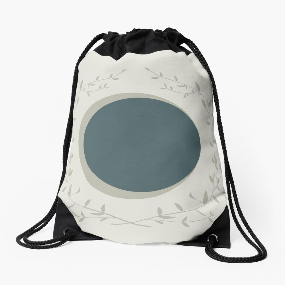 Moon Drawstring Bag