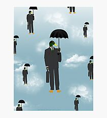 Mallard Magritte Photographic Print