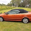 2004 Holden Astra Convertible (BENTONE EDITION)  by W E NIXON  PHOTOGRAPHY