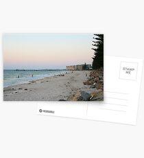 Dusk at the Bay, South Australia. Postcards