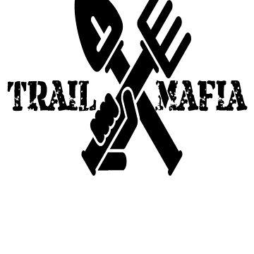Trail Mafia - Dark print by whizkidz