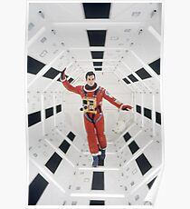 space odyssey Poster