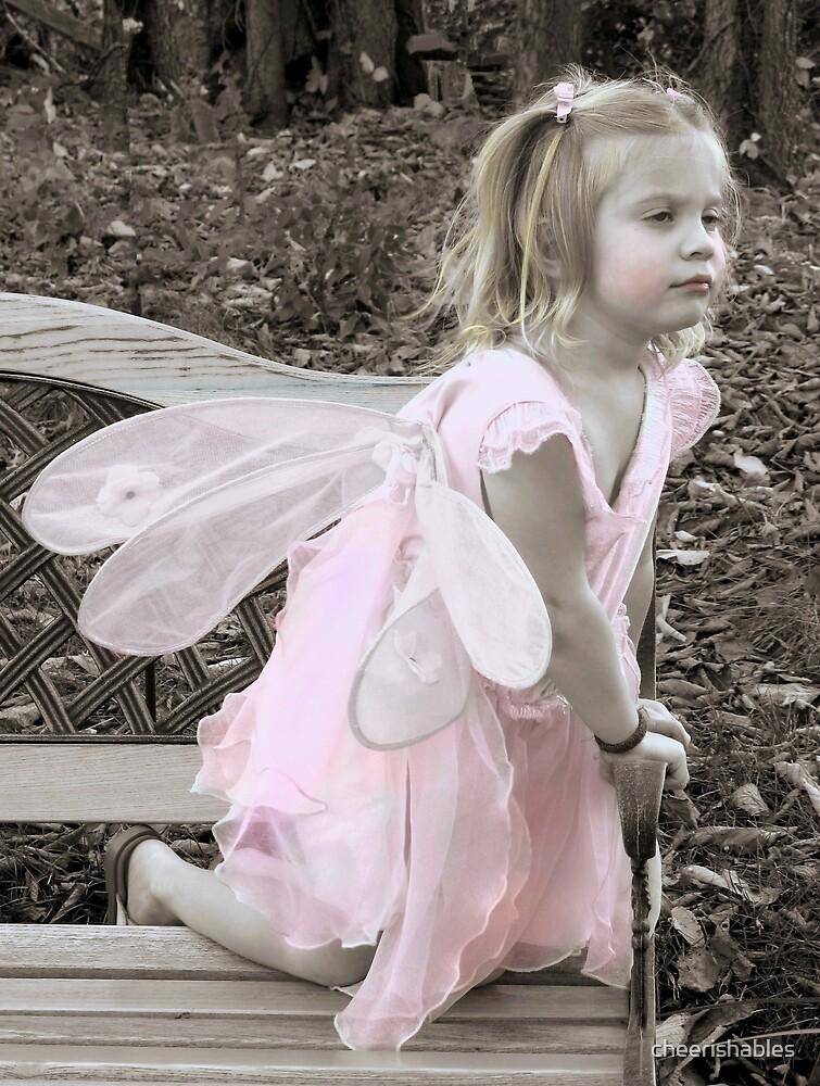 Autumn Fairy by cheerishables
