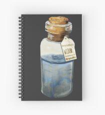 Essence of Intelligence Spiral Notebook