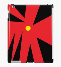 fell down from skyscraper and saw the sun iPad Case/Skin