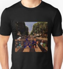 Monkey Island Road Unisex T-Shirt