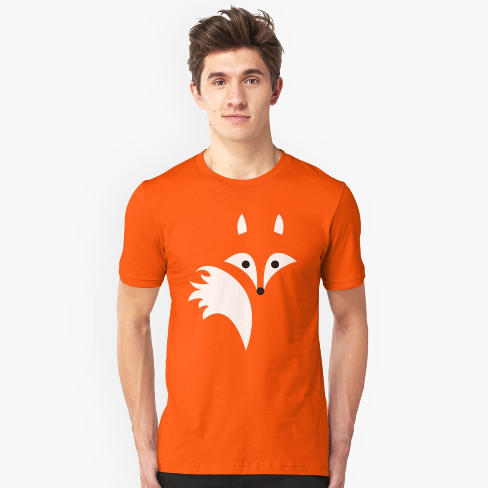Fox Lines Slim Fit T-Shirt
