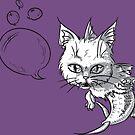 « Chat-Thon » par Stylet-Pinceau