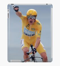 Bradley Wiggins iPad Case/Skin