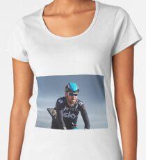 Bradley Wiggins Women's Premium T-Shirt