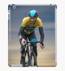Christopher Froome iPad Case/Skin