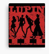 Lupin III Canvas Print