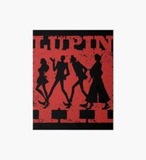 Lupin III Art Board