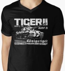 Tiger II Men's V-Neck T-Shirt