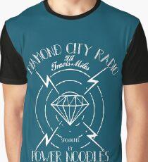 fallout radio dark t-shirts Graphic T-Shirt