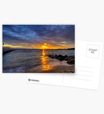 Cameron's Bight sunrise Postcards