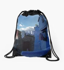 Clothesline  Drawstring Bag
