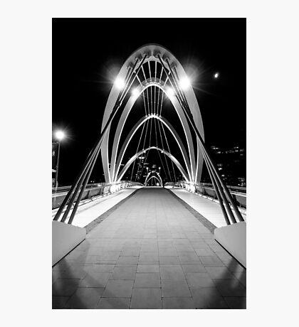 Seafarers Bridge Photographic Print