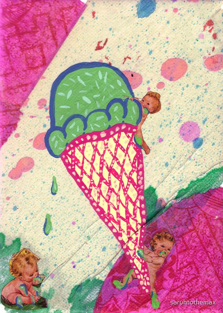 Ice Cream Babies by saruhtothemax
