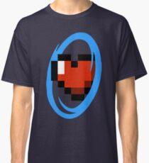 Portal Lover ! Blue Classic T-Shirt