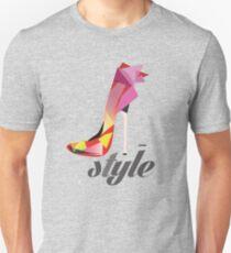 Style high heels T-Shirt