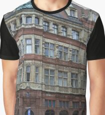 Streetscape, Liverpool UK Graphic T-Shirt
