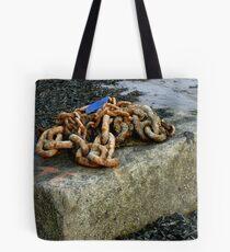 Mooring. Tote Bag
