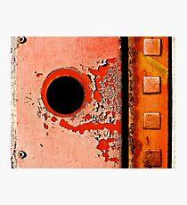 Zero Squared Photographic Print