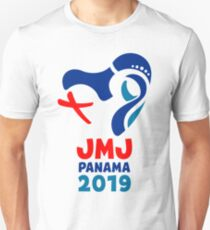 JMJ World Youth Day Panama 2019 logo Unisex T-Shirt