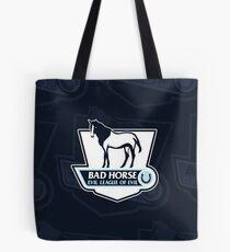 Premier League of Evil Tote Bag