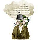Musical Man by fieldandsky