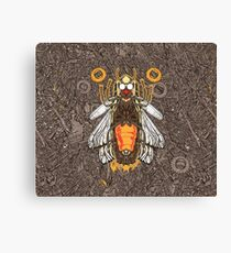 lighting bug Canvas Print