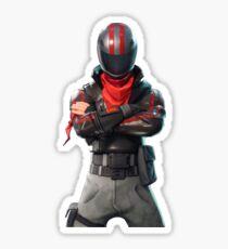 Fortnite Battle Royale Burnout skin Sticker