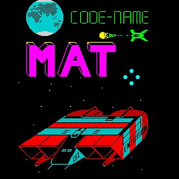 Gaming [ZX Spectrum] -  Codename MAT by ccorkin