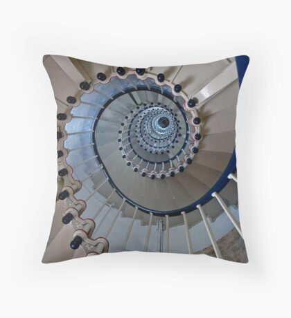 Just a different Spin on things. Throw Pillow
