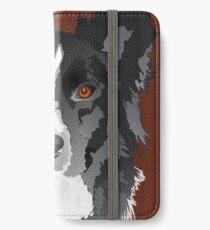 Border Collie 2 iPhone Wallet/Case/Skin