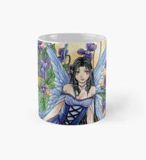 Celtic Violet Fairy t shirt Mug