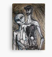 Trinity of the Self Canvas Print