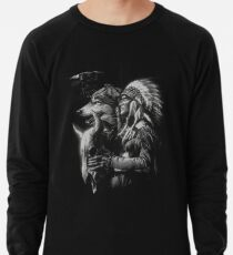 Native American Spirit Lightweight Sweatshirt