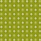 Artichoke Pattern by gardenpictures