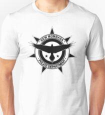 Halo, New Mombasa Police Department logo Unisex T-Shirt